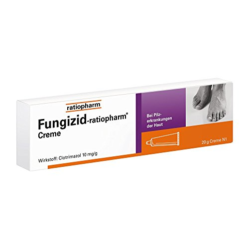 Fungizid-ratiopharm Creme, 20 g