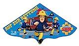 Paul Günther 1105 - Kinderdrachen Feuerwehrmann Sam, ca. 115 x 63 cm