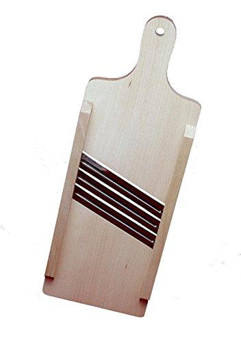 Krauthobel 44 x 15 cm, Tiroler Art, 3 Messer