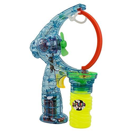 hibuy Riesen Seifenblasenpistole für Extra große XXL Seifenblasen