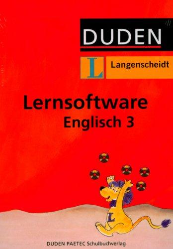Duden Lernsoftware Englisch 3