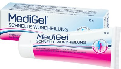 Medigel Schnelle Wundheil 20 g