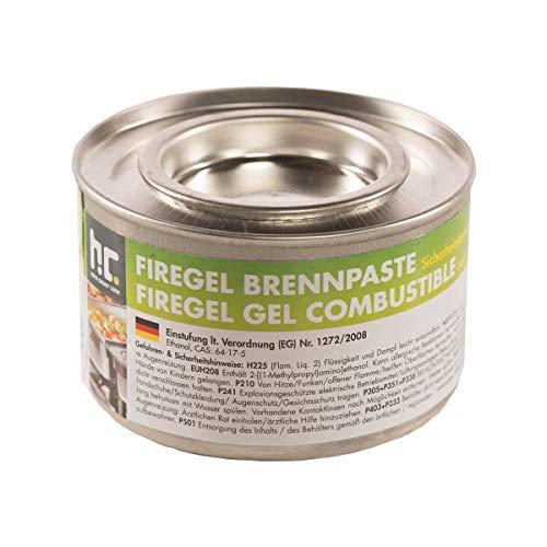4,8kg Brennpaste (24 x 200g) - für Gastronomie und Privathaushalte - zum Warmhalten von Speisen - VERSANDKOSTENFREI