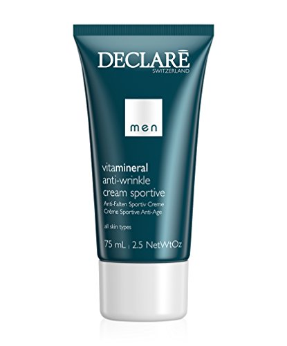 Declaré Vitamineral homme/men, Anti-Wrinkle Cream Sportive, 1er Pack (1 x 75 g)