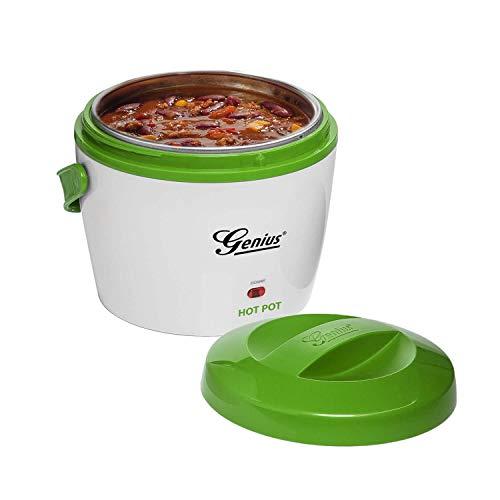 Genius Hot Pot | Speisewärmer | Warmhaltebehälter | Wärmebehälter | Suppenwärmer | NEU