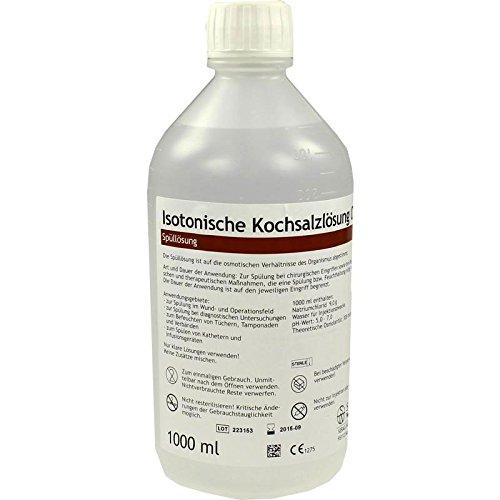 Isotonische Kochsalzlösun 1X1000 ml