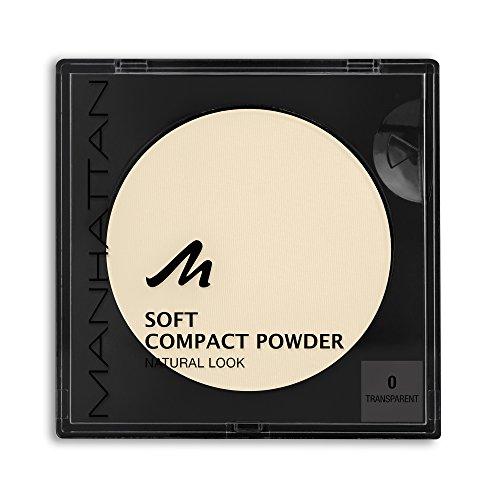 Manhattan Soft Compact Powder, transparent 0
