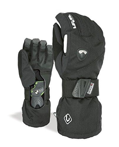 Level Herren Handschuhe Fly, Black, 8.5, 8033706976289