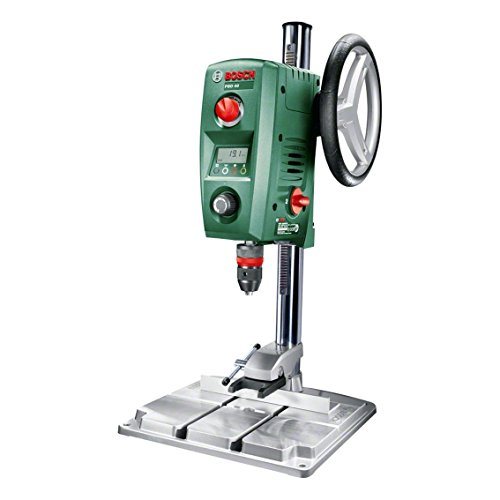 Bosch Tischbohrmaschine PBD 40 (Parallelanschlag, Schnellspannklemmen, Karton, 710 Watt)