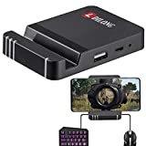 InvocBL Bluetooth Konverter für Gaming Tastatur Maus und Tastatur Konverter für iOS/Android Handys