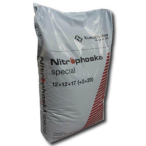 Nitrophoska Spezial 12-12-17-2 + S Blaukorn, 25 kg
