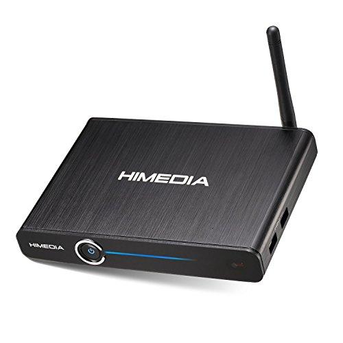 HIMEDIA Q30 4K (Ultra-HD) Media Player & 3D Android TV Box / Mini PC