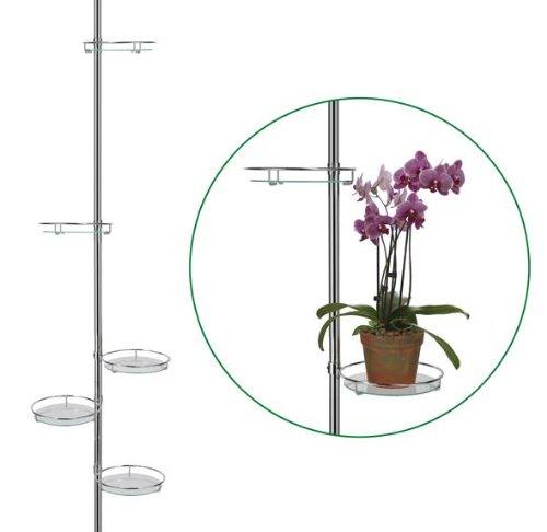 Teleskop Blumenregal Pflanzentreppe