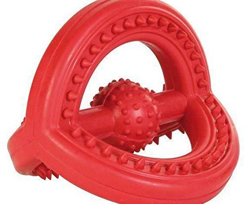 Ufo - Retriever, Klein, Hartgummi, 7 cm Trixie, Trixie, Hartgummi, Spielzeug, Hunde