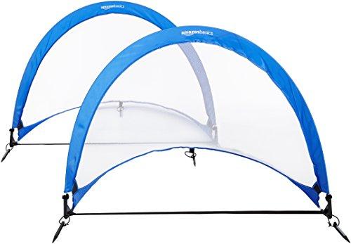 AmazonBasics - Pop-Up-Torset mit Transporttasche, 1,21 m