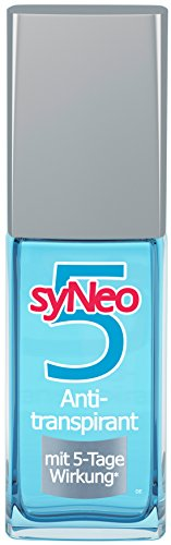syNeo 5 Antitranspirant Unisex Pumpspray, 1er Pack (1 x 30 ml)