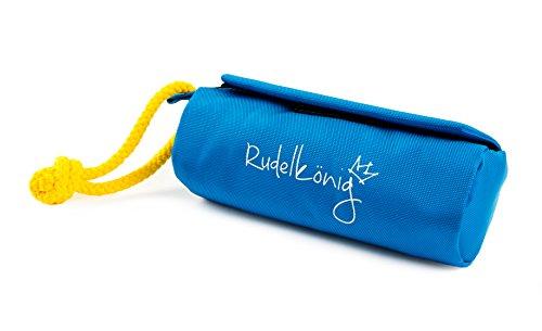 RUDELKÖNIG Futterbeutel für Hunde - Futterdummy für Hundetraining & Hundeerziehung, ideal für Leckerlis & Snacks - Geeignet für Trocken- & Nassfutter - Hochwertiger Trainingsdummy