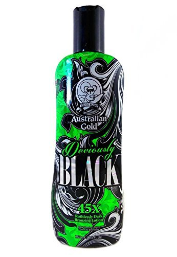 Australian Gold Deviously Black Bronzing Lotion 250 ml