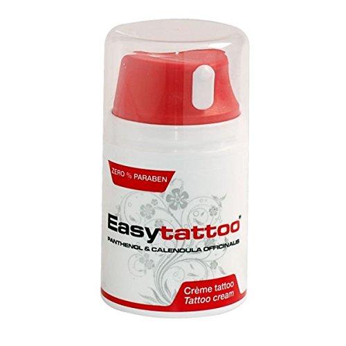 eeddoo Easytattoo Tattoo Creme - 50ml (Tattoo Pflege Care Ink Abheilung)