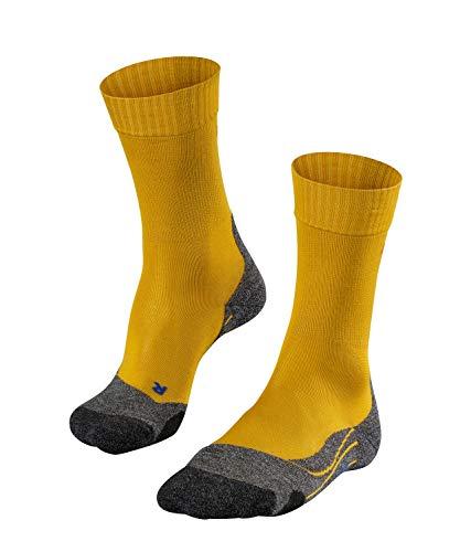 FALKE ESS Herren Trekking TK2 Cool Socken - 1 Paar, Größe 39-48, versch. Farben,  - Feuchtigkeitsregulierend, schnelltrocknend, kühlend, wirkt dämpfend, Mittelstarke Polster