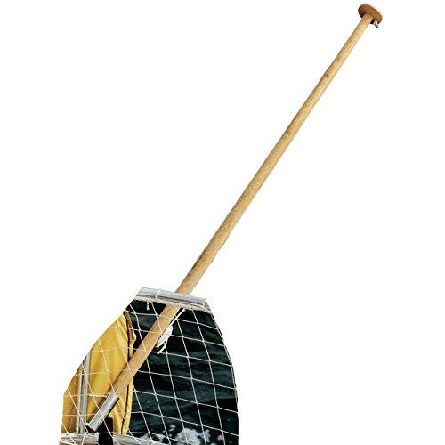 Navyline Holz Flaggenstock aus Esche, Länge:100cm