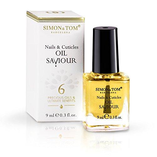Simon & Tom – Nagelöl 100% natürliche Verstärkung und Pflege für Nägel und Nagelhaut