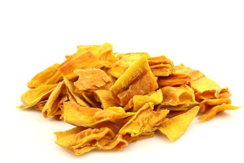 getrocknet Mango unbehandelt ohne Zucker und Zusätze 1kg