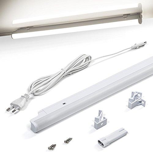 SO-TECH Slim LED Unterbauleuchte Anbauleuchte Möbelleuchte 4 Watt / 310,5 mm
