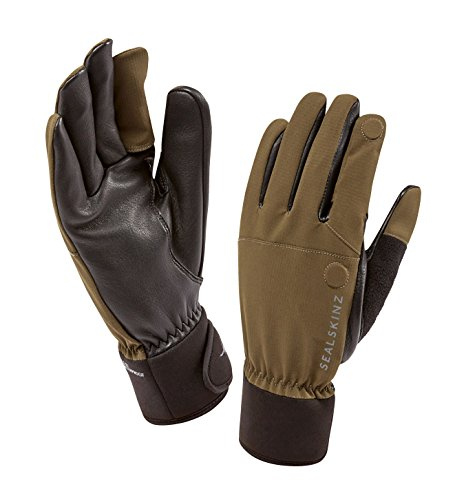 Sealskinz Handschuhe Shooting Gloves, Olive, L