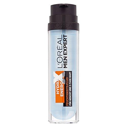 L'Oréal Men Hydra Energy Xtreme Feuchtigkeitscreme 3-Tage-Bart, 50ml