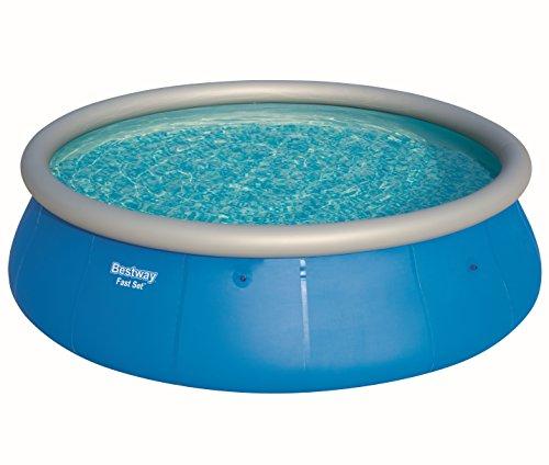 Fast Set Pool Ersatzteil rund, 457x122 cm, blau