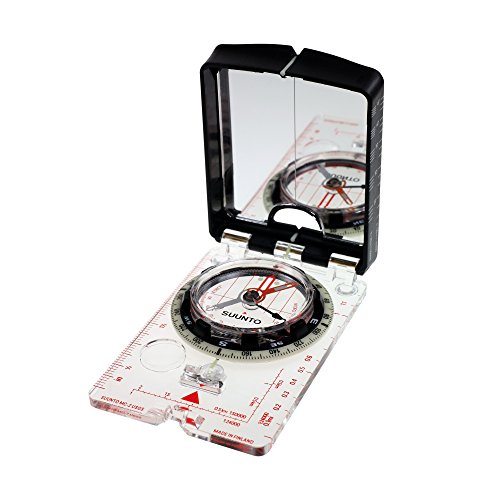 Suunto Kompass MC-2 G MIRROR COMPASS, weiß, One size, SS004252010