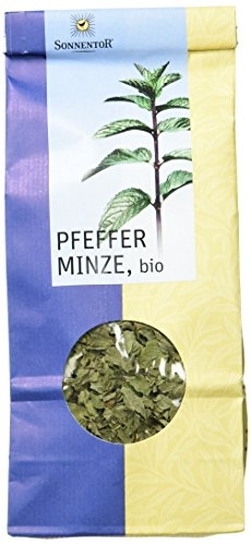 Sonnentor Tee Pfefferminze lose, 1er Pack (1 x 50 g) - Bio