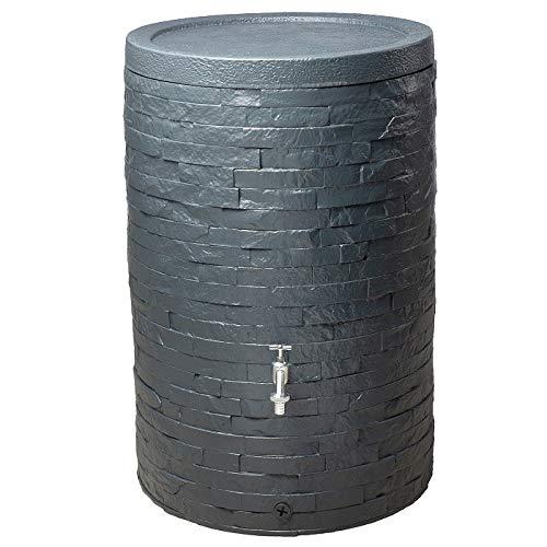 MURO Regenspeicher 260 L, graphite grey