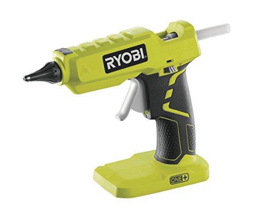 Ryobi R18GLU-018V ONE+ schnurlose Heißklebepistole (nur Werkzeug, kein Akku)