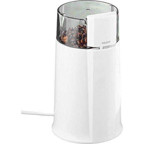 PEARL Espresso- & Kaffee Mühle: Elektrische Kaffeemühle MH-20 mit Schlagmahlwerk, 160 Watt, 8 Tassen (Espressomühle mit Schlag Mahlwerk)