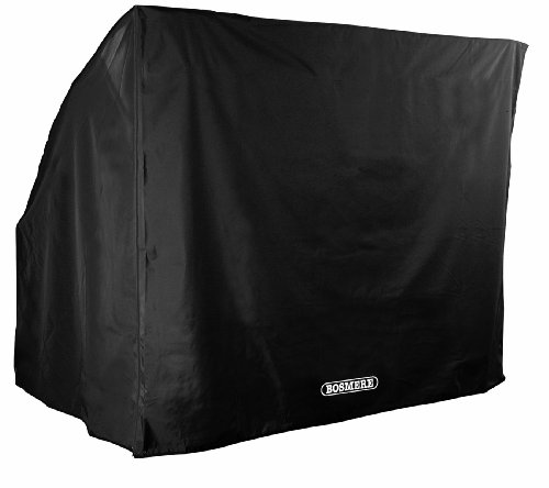 Bosmere Storm Black Schutzhülle für 3-Sitzer-Hollywoodschaukel