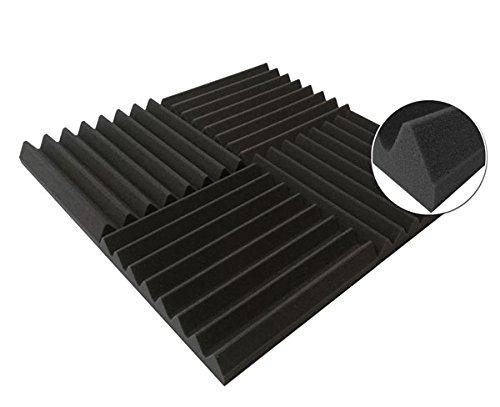 echtem pro-coustix Ultraflex Wedge High Qualität Akustikschaumstoff Fliesen 24Scheiben