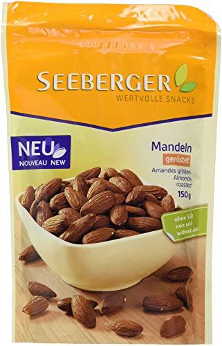 Seeberger Mandeln geröstet, 5er Pack (5 x 150 g)