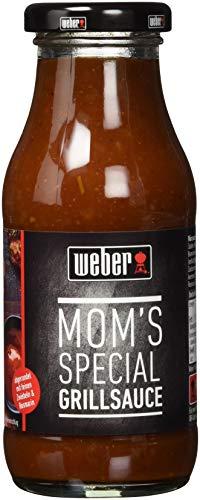 Weber Original Grillsauce Mom's Special, 6er Pack (6 x 240 g)
