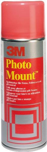 PhotoMount - Sprühkleber für schnelle & dauerhafte Verbindungen , 400 ml/279g, dauerhaft klebend