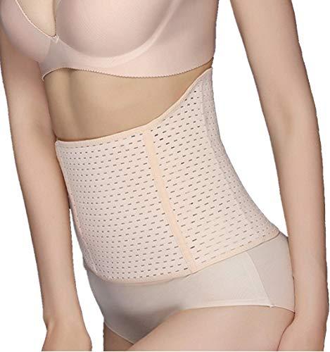 SOFIT Postpartum Gürtel Unterstützung, Postpartale Gürtel Erholung, Bauch Slim Wrap Gürtel, Postnatale Damen Body Shaper, Atmungsaktiv, Verstellbar Elastische Postpartale Unterstützung