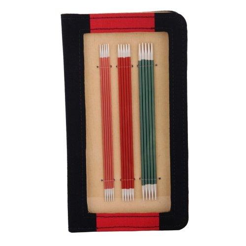 KnitPro 47401 Nadelspiel Set Zing, 15 cm