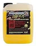 Rhino Goo! Fast Action Cleaner 5L - Fahrradreiniger & Kettenentfetter für Mountainbikes, Roadcycles, Motocross-Bikes, Quads & Road-Motorräder
