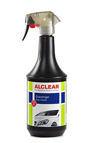 ALCLEAR 721GR Auto Glasreiniger mit Tiefenwirkung und Abperleffekt, 1.000 ml