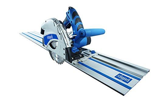 Scheppach 5901802915 Tauchsäge PL55 1.2kW 230V/50Hz - 2x700 mm F-Schiene+Kippschutz