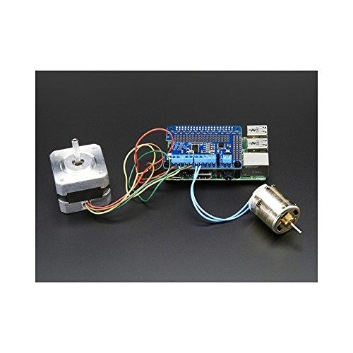 Adafruit DC & Stepper Motor HAT for Raspberry Pi - Mini Kit [ADA2348]
