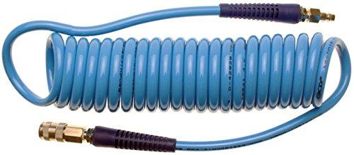 BGS Druckluft-Spiralschlauch, 8 x 12 x 6 m, 66541