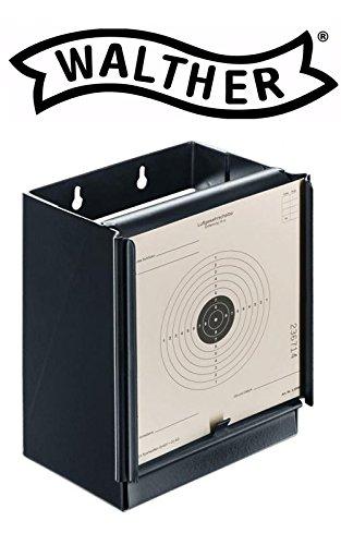Walther Magnum Scheibenkasten 14 x 14 cm inkl. 10 Zielscheiben