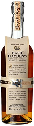 Basil Hayden's Kentucky Straight Bourbon Whisky 8 Jahre (1 x 0.7 l)
